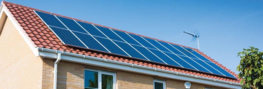 Les enjeux de l'énergie solaire pour l'habitat